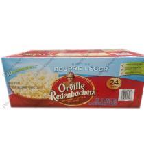 Orville Redenbachers Gourmet Popping Corns, 24 x 80 g
