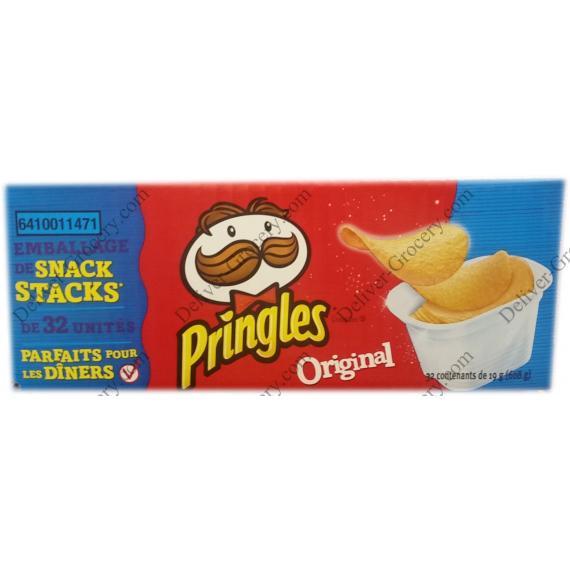 Kellogg Original Pringles, 32 x 19 g