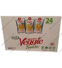 Sensible Portions Garden Veggie Snacks, 24 x 28 g
