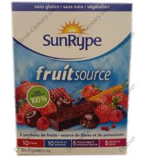 SunRype Fruit de la Source, 30 x 37 g