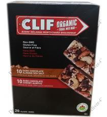 CLIF Organic Trail Mix Bar, 20 x 40 g