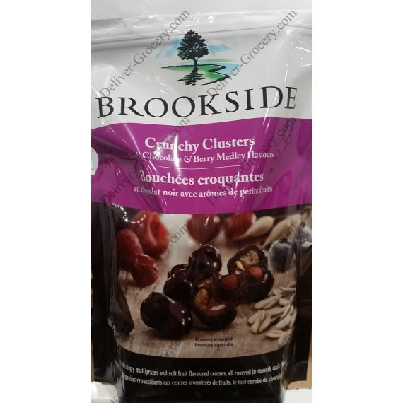 Brookside Dark Chocolate Crunchy Clusters, 600 g