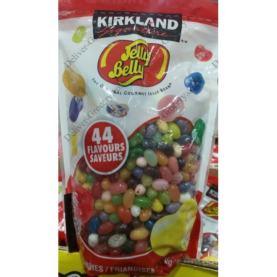 Kirkland Signature à la gelée Jelly Belly Beans, 1.13 kg