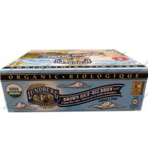 Lundberg Organic Whole Grain Brown Rice Cake, 3 x 241 g packs
