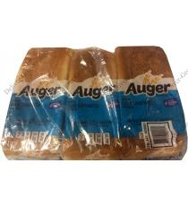 Auger Club Sandwich de Pain Blanc, de 3 packs x 675 gr