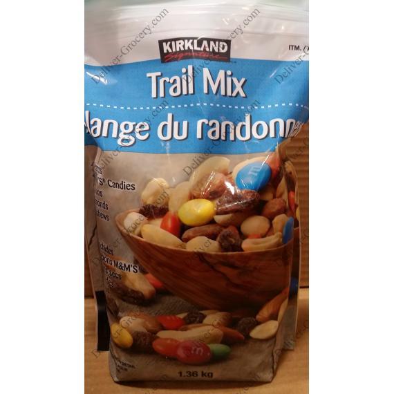 Kirkland Signature Trail Mix, 1.36 kg