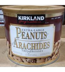 Kirkland Signature Extra-Large Peanuts, 1.13 kg
