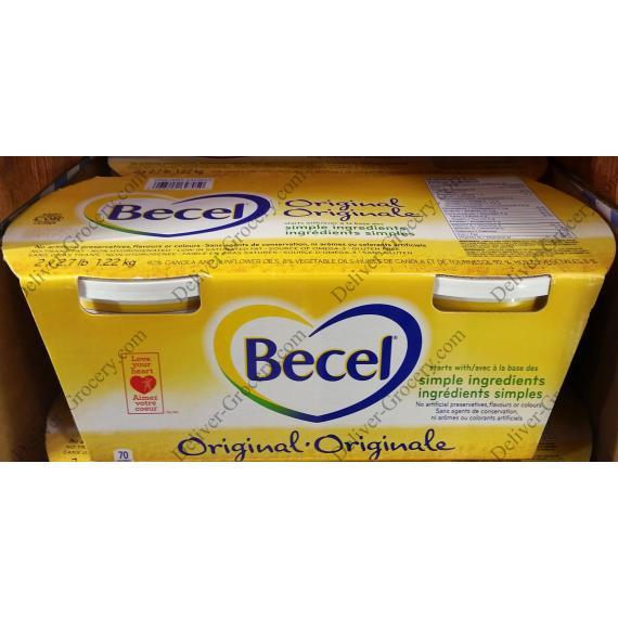 Becel Margarine, 2 x 1.22 kg