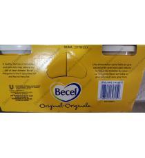 La Margarine Becel, 2 x 1,22 kg