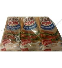 POM Ultra Soft White Bread, 3 packs x 675 gr