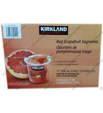 Kirkland Signature Segments de Pamplemousse Rouge, 12 x 226 ml