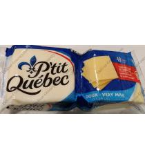 PETIT QUEBEC Sliced Cheddar Cheese, 1 kg