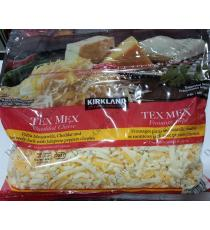 Kirkland Signature TEX MEX Shredded Cheese, 2 x 625 g