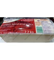 De salerne de la Pizza à la Mozzarella, 2.2 kg