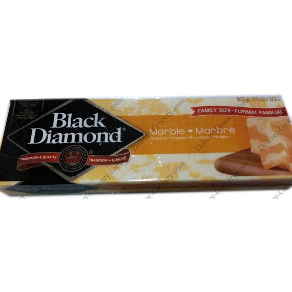 Diamant noir de Marbre de Fromage Cheddar, 907 g