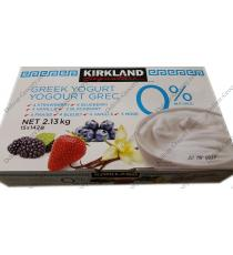 Kirkland Signature Greek Yogurt 2%, 15 x 142 g