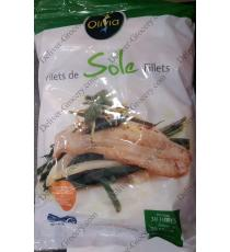Olivia Sole Fillets, 2 kg