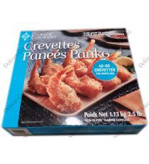 Grande Gourmet Panko Breaded Shrimp, 1.13 kg