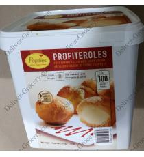POPPIES Profiteroles, 1.25 kg
