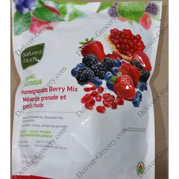 Natures Touch Organic Mixed Fruits, 1.5 kg