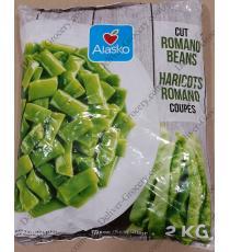 MOOV Cut Romano Beans, 2 kg