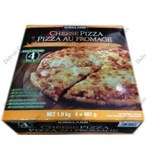 Kirkland Signature Pizza au Fromage, 4 x 481 g