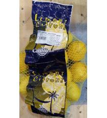 Citrons Lemons 2.27 Kg / 5lb