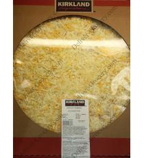 Kirkland Cinq Pizza au Fromage, 1.445 kg