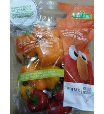 MUCCI Farms Super Sweet Mini Peppers, 681 g