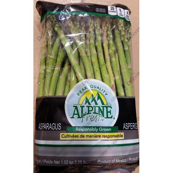 Alpine Asparagus, 1 kg