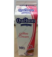 Quebon Coffee Creme 10%, 1 L