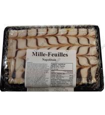 Sanda Pâtisseries Mille Feuilles à la Napolitaine, 680 g
