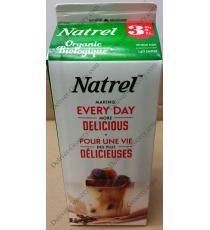 Natrel Organic Whole Milk 3.8%, 2 L