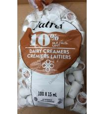 Natrel Café Crèmes de 10%, 100 x 15 ml