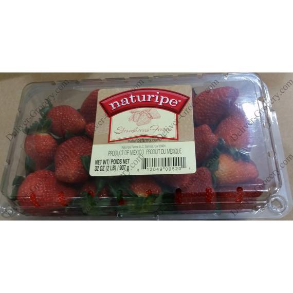 Natureipe Straberries, 907 g