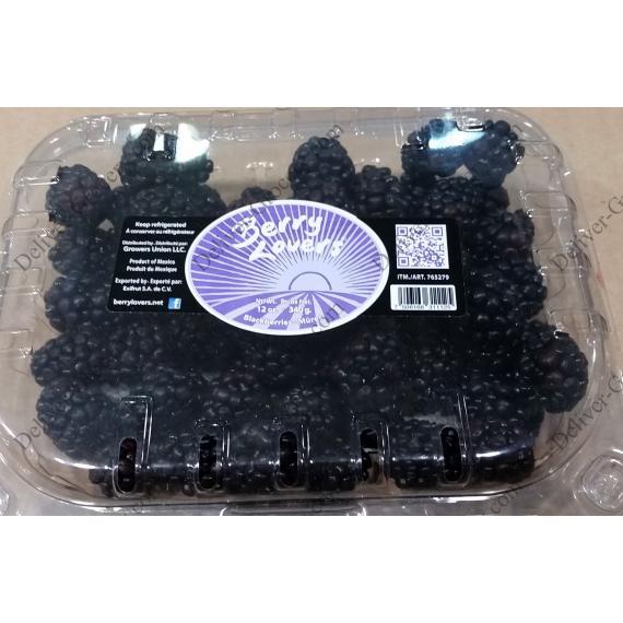 Berry Amateurs de Mûres, de 340 g