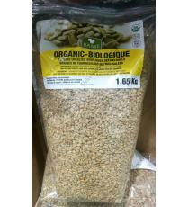 BASSE Organic Sunflower Seed Kernels, 1.65 kg