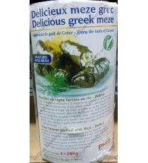 Pilaros Vine Leaves, 4 x 280 ml