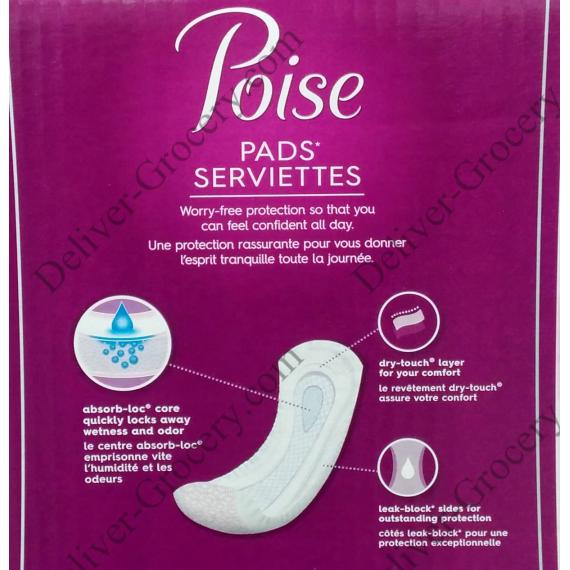Poise Pads, 144 x