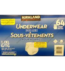 Kirkland Signature des sous-Vêtements Pour les Hommes, 64 compte