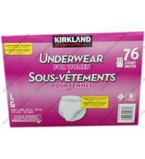 Kirkland Signature des sous-Vêtements Pour Femmes, 76 compte