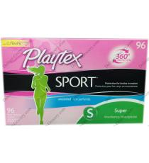 Playtex en Plastique Tampons, 96 x