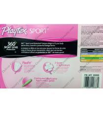Playtex Plastic Tampons, 96 x