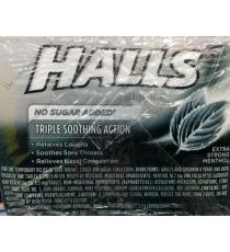 HALLS Triple Soothing Action Extra Strong, pack of 20
