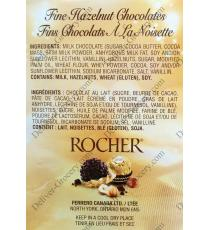 FERERRO ROCHER T3 Fine Hazelnut Chocolates, 12 x 37.5 g