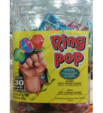 Bague Pop Assortis Pop, pack de 30