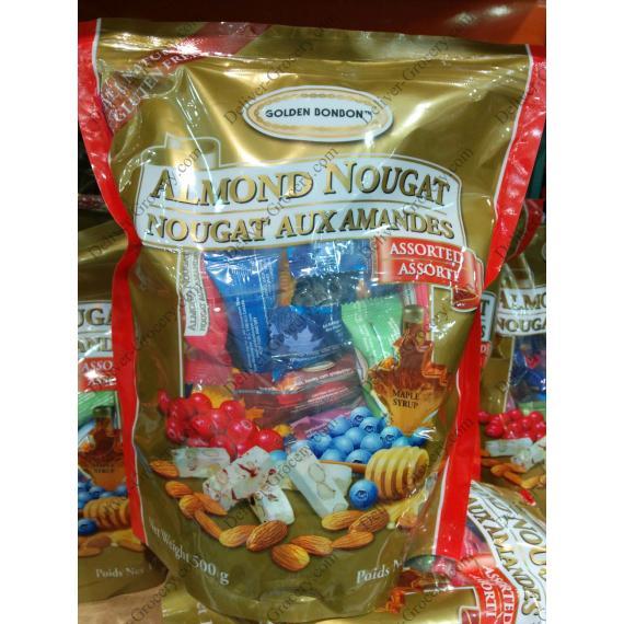 OR BONBON Assortis d'Amande, Nougat, 500 g