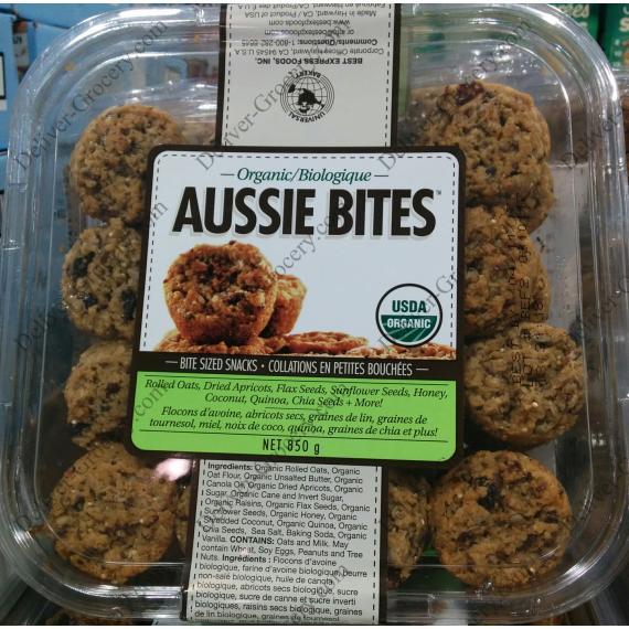 Universelle de la Boulangerie Bio Aussie Morsures, 850 g