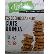 GOGO Quinoa Dark Chocolate Chips Cookies, 396 g