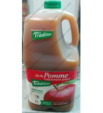 Tradition Apple Juice, 4 L